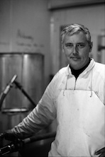Nigel Mahoney, brewer at Cassels & Sons