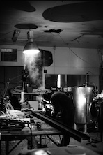 Welding at Cassels & Sons