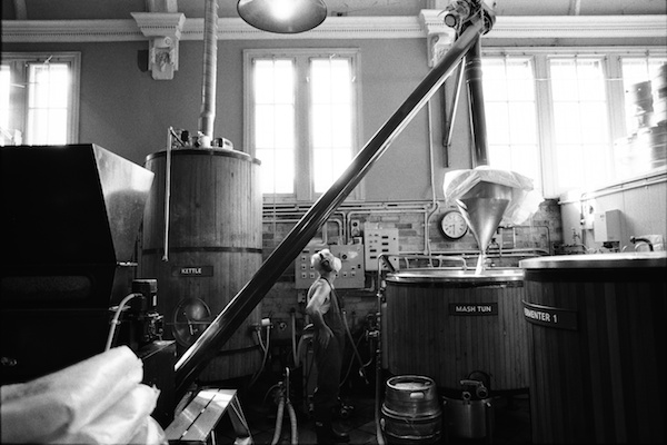 The Auger to The Mash Tun